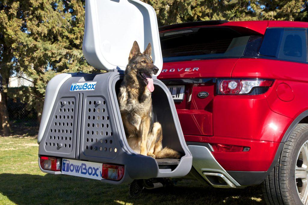 Prepravné boxy pre psov